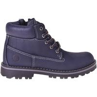 Zapatos Niños Botas de caña baja Melania ME2629D8I.B Azul