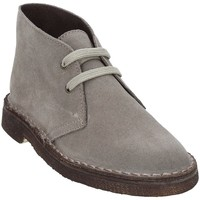 Zapatos Niños Botas de caña baja Rogers 1100B Gris