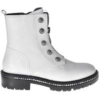 Zapatos Mujer Botas de caña baja Elvio Zanon I6507G Blanco