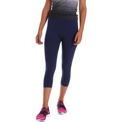 textil Mujer Leggings Key Up 5LI23 0001 Azul