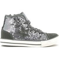 Zapatos Niños Zapatillas altas Lulu LV010070T Gris