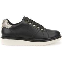 Zapatos Niños Derbie Geox J744FA 000BC Negro