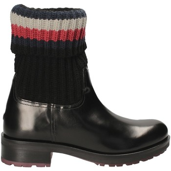 Zapatos Mujer Botines Tommy Hilfiger FW0FW02018 Negro