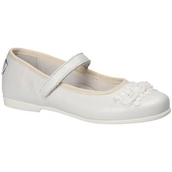Zapatos Niña Bailarinas-manoletinas Melania ME2186D8E.B Blanco
