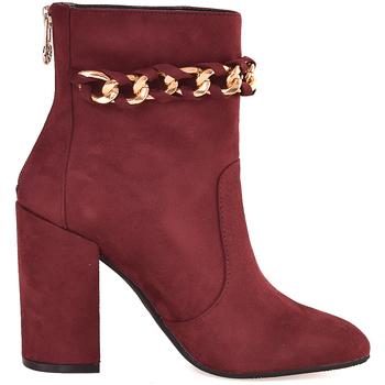 Zapatos Mujer Botines Gattinoni PINOD0784W Violeta