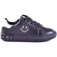 Zapatos Niño Zapatillas bajas Holalà HS0033L0002J Negro