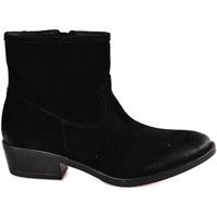 Zapatos Mujer Botines Mally 5340 Negro
