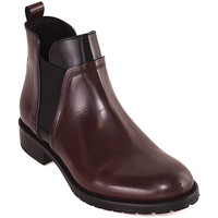 Zapatos Mujer Botines Mally 5948 Rojo