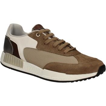 Zapatos Hombre Zapatillas bajas Keys 3061 Marrón