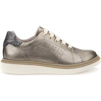 Zapatos Niño Derbie Geox J744FA 000NF Amarillo