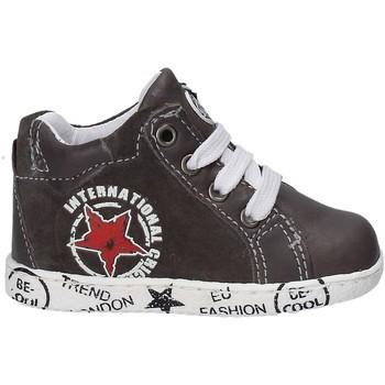 Zapatos Niños Botas de caña baja Melania ME0122A7I.D Gris