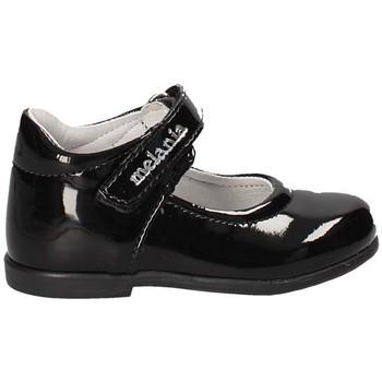Zapatos Niña Bailarinas-manoletinas Melania ME1401B8I.A Negro