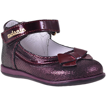Zapatos Niña Bailarinas-manoletinas Melania ME0142A8I.B Rojo