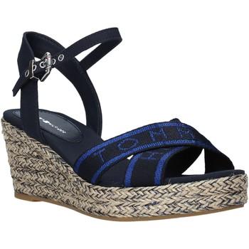 Zapatos Mujer Sandalias Tommy Hilfiger FW0FW04751 Azul