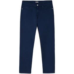 textil Hombre Pantalones chinos NeroGiardini E070630U Azul