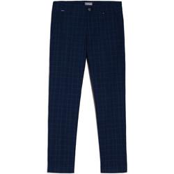 textil Hombre Pantalones chinos NeroGiardini E070682U Azul