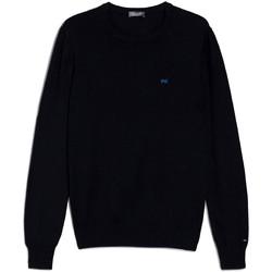 textil Hombre Jerséis NeroGiardini E074580U Azul