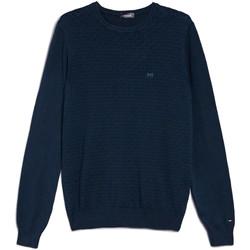 textil Hombre Jerséis NeroGiardini E074600U Azul