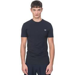 textil Hombre Camisetas manga corta Antony Morato MMKS01737 FA120022 Azul