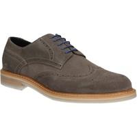 Zapatos Hombre Derbie Rogers 8950A Gris