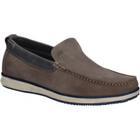 Zapatos Hombre Mocasín Braking 5966 Gris