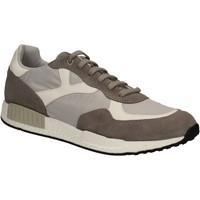 Zapatos Hombre Zapatillas bajas Keys 3063 Gris