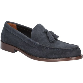 Zapatos Hombre Mocasín Marco Ferretti 160745 Azul