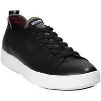 Zapatos Hombre Zapatillas bajas Blauer 8SAUSTINXL01/LEA Negro