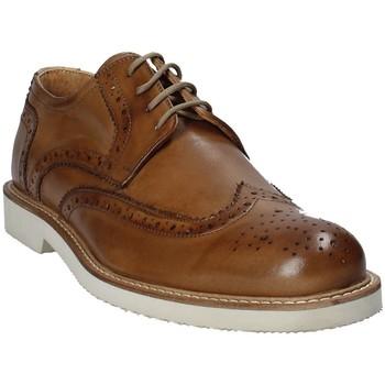 Zapatos Hombre Derbie Exton 9190 Marrón
