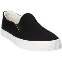 Zapatos Hombre Slip on Gas GAM810165 Negro