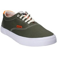 Zapatos Hombre Zapatillas bajas Gas GAM810160 Verde