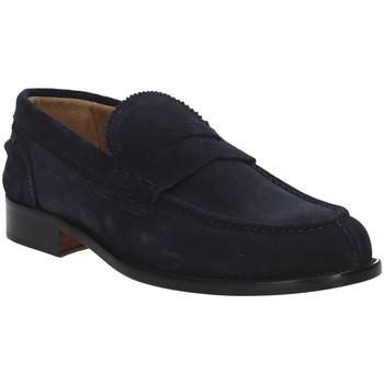 Zapatos Hombre Mocasín Rogers 652 Azul