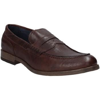 Zapatos Hombre Mocasín Rogers CP 06 Marrón