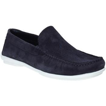 Zapatos Hombre Mocasín Impronte IM91080A Azul