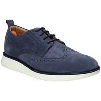 Zapatos Hombre Derbie Impronte IM91100A Azul