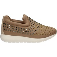 Zapatos Mujer Slip on IgI&CO 7763 Beige