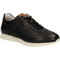 Zapatos Hombre Zapatillas bajas Maritan G 140658 Negro