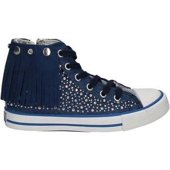 Zapatos Niños Zapatillas altas Lulu LV010074T Azul
