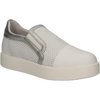 Zapatos Mujer Slip on Exton 1903 Blanco