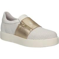 Zapatos Mujer Slip on Exton 1904 Blanco