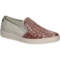 Zapatos Mujer Slip on Keys 5051 Rosado