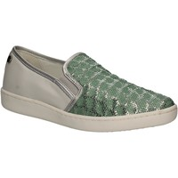 Zapatos Mujer Slip on Keys 5051 Verde