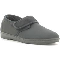 Zapatos Hombre Pantuflas Susimoda 5605 Negro