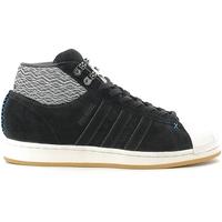Zapatos Hombre Zapatillas altas adidas Originals AQ8159 Negro