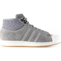 Zapatos Hombre Zapatillas altas adidas Originals AQ8160 Gris