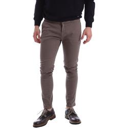 textil Hombre Pantalones chinos Gaudi 62FU20017 Marrón