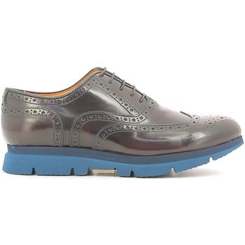 Zapatos Hombre Derbie Rogers 3863-6 Rojo