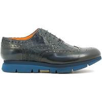 Zapatos Hombre Derbie Rogers 3863-6 Azul