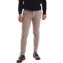 textil Hombre Pantalones chinos Sei3sei 02396 Beige