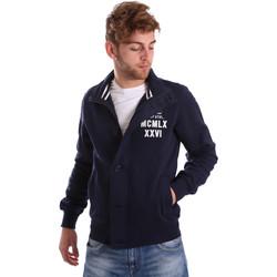 textil Hombre cazadoras Key Up FGS7 0001 Azul
